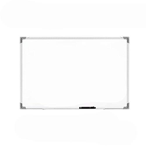 Magnetic Whiteboard - Office Training Teaching Conference - WordPad Wandhalterung - Graffiti-Tafel Für Kinder - Weiß - Grün (größe : B-90X120CM)