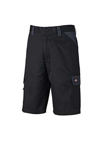 Dickies Workwear Herren Shorts Short Everyday Mehrfarbig Black/Grey DE 48 (UK 33) -