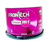 #5: Frontech Professional 50 Pack Blank DVD-R