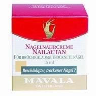 Mavala Nailactan (TiegeL), Nährende Nagelcreme für beschädigte und brüchige Nägel, 15 ml -
