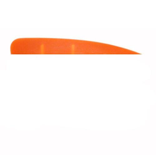 Carbn Kiteboardfinnen,Sliderfinnen,Orange,Wakeboardfinnen,G10,Finne,Finnen,M6,Surfboardfinnen