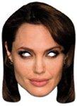 Unbekannt Angelina Jolie Mask (Maske/Maske)