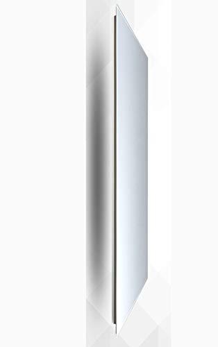 insidehome | Infrarotheizung Glasheizung ELEGANCE Classic H | Glas rahmenlos | ergänzbar Bild 2*