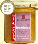Zwergenwiese Bio Bruschetta and Pesto Spread 'Bruschesto' (160 g)