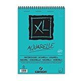 Oxford Bloc Dibujo A5 Canson XL Aquarelle 20hj 300gr, Multicolor