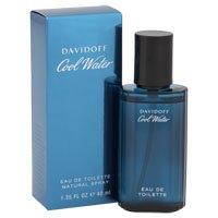Davidoff Coolwater Blue Mens Eau De Toilette Essence Spray 40ml Perfume Scent