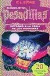 En Busca De Tus Pesadillas. Retorno A La Feria De Los Horrores Nº22