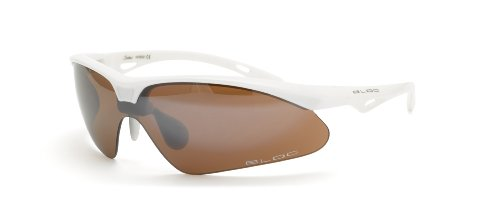 Bloc Shadow W302 Shiny White Frame with 3 Lens Pack £44.99