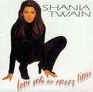 Love Gets Me Every Time by Shania Twain (1997-09-23) -