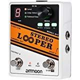 Best pédale looper - ammoon STEREO LOOPER Loop Record Pédale d'effet de Review