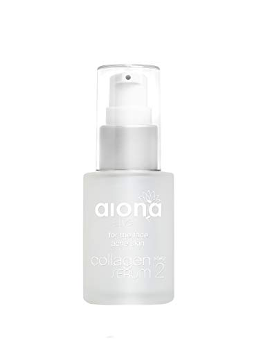 Collagen Serum for Face for Acne Skin (Step 2) - Anti-Aging, Anti-Wrinkle, Moisturizing, Anti-bacterial, Anti-inflammatory, Soothing (30 mL)
