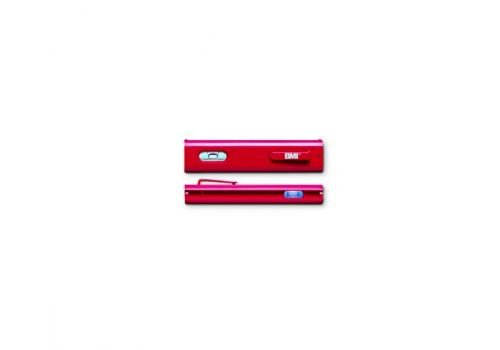 BMI 675012001Pocket Line 12cm lose, rot