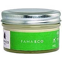 Famaco - Pommadier FAMA ECO 50ml - Incolore - Crème sans Solvant - Nettoie et Nourrit les Cuirs Naturels
