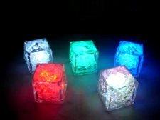 Blinkende Eiswürfel - 1