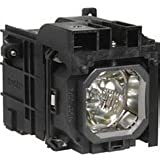 Expert Lamps Replacement Lamp With Housing For PROJECTION DESIGN EVO20 SX+ With Philips Bulb Inside