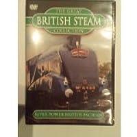 Super power British Pacifics - Dvd - British steam collection