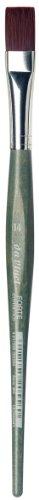 Da Vinci Serie 364Cepillo, 14, Fibra sintética, Azul/Verde, 20x 1,4x 30cm