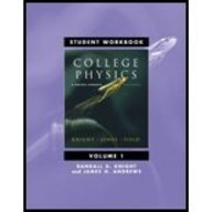 Student Workbook for College Physics: A Strategic Approach 2nd edition by Knight (Professor Emeritus), Randall D., Jones, Brian, Field (2009) Paperback