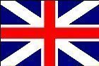 5ft x 3ft Jack & Admiral of the Fleet Flag By Top Brand