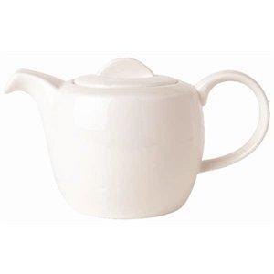 Bone Ascot Tea Pot