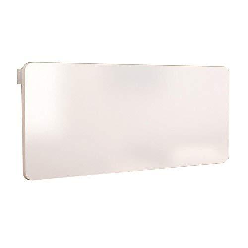 BinLZ-Table Wandtisch Klapptisch Esstisch Computerbuchtisch Farbe, Größe Optional, Weiß, 90CM -