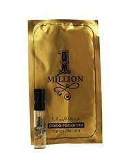 Paco Rabanne 1 Million By Paco Rabanne Edt Vial On Card Mini (men)  available at amazon for Rs.1669