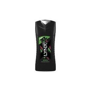 LYNX XL SHOWER GEL AFRICA 400ML