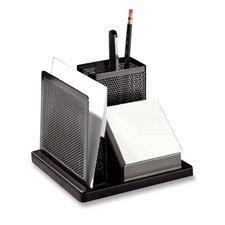 rolodex-corporaci-n-role23552-organizador-de-escritorio-negro-gunmetal