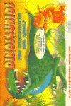 Dinosasurios (Desplegables que rugen) por Equipo Todolibro