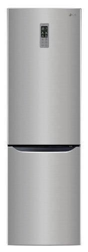 GBB 539 PZQZS Kühl-Gefrier-Kombination (A++, 190 cm Höhe, 227 L Kühlen, 91 L Gefrieren, NoFrost, Schnellgefrieren) silber/grau