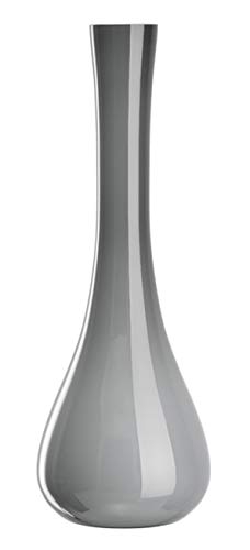 Leonardo SACCHETTA Vase, grau