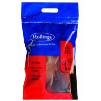 Hollings Cow Ears for Dogs (Bag Size: Pack of 10) Test