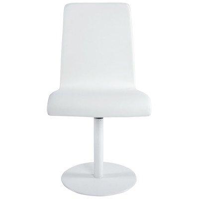 Stanford Chaise de salle à manger Blanc
