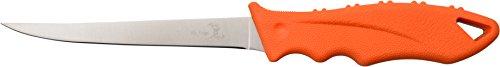 Elk Ridge ER-200-06ORR Lame en Acier pour Adulte Longueur Totale 30 cm
