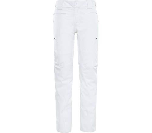 North FACE W POWDANCE Pant - Damen-Hose, weiß - (TNF White) (Hose North Weiß The Ski Face)