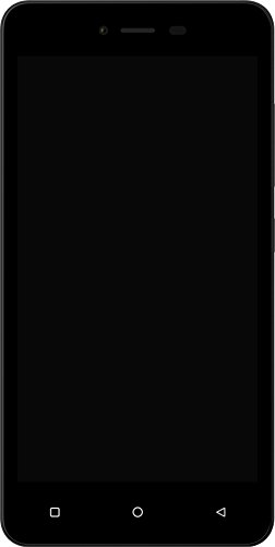 "Weimei Neon - Smartphone de 5"" (Mediatek Quad Core, cámara trasera 5 MP, cámara frontal 2 MP, RAM de 1 GB, memoria interna de 16 GB, Dual SIM, WeOS Android 6.0) negro"