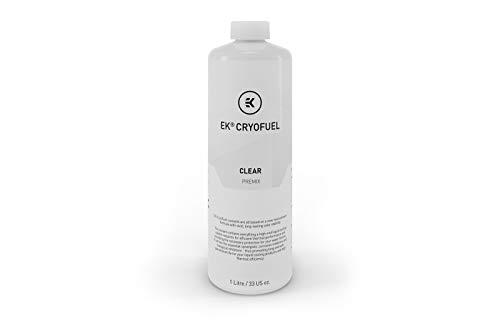 EK Water Blocks 3831109813256 - EK-CryoFuel Clear Premix Fluid - 1 Litre -