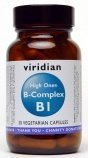 Viridian HIGH ONE Vitamin B1 with B-Complex, 90 Veg Caps by Viridian Nutrition