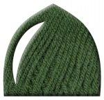 Hatnut XL 55, Farbe:72 moosgrün