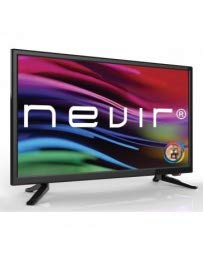 TV Led Nevir NVR-7428-32RD-N, 32 Pulgadas, HD Ready