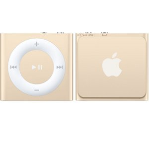 Apple Ipod Shuffle 2Gb - Gold (Mkm92Hn/A) ..  available at amazon for Rs.3718