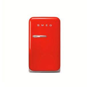 Smeg FAB5RRD3 réfrigérateur Autonome Rouge 34 L A+++ - Réfrigérateurs (34 L, SN-T, 40 dB, A+++,...