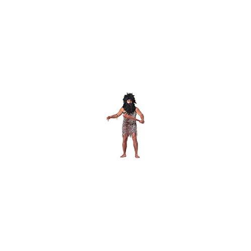 Höhlenmensch Kostüm für Erwachsene Karneval Fasching Verkleidung (Höhlenmenschen Kostüme)