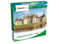 Coffret cadeau Smartbox - Châteaux de la Loire - 1 nuit