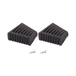 1 Paar Fußkappen für Stufenstehleiter Krause 212474