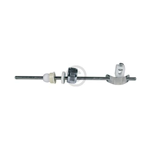 Exzenterstange für Ablaufgarnitur/Armatur Waschbecken Ø 5 mm waagerecht 180 mm