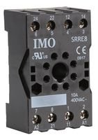 Imo Precision Controls OCTAL Relay Socket - Panel OR DIN Rail SRRE8