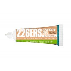 226ERS Energy Gel BIO 20 x 25g Extra Salt Caramel