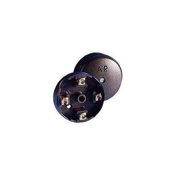 79MM 2 HAGER J301 4X20A SMALL 20A 4 WAY LIGHTING TERMINAL JUNCTION BOX BROWN