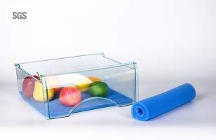 Gel de sílice de grado de alimentos fresh-keeper y organizador estantes de...